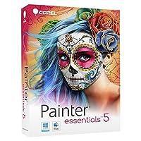 Corel Painter Essentials 5 Digital Art Suite para PC y Mac (versión anterior)