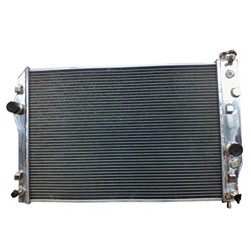 ALLOYWORKS 3 Row Aluminum Radiator for Chevy Camaro Firebird Z28 5.7L V8 (94 Z28 Parts Camaro)