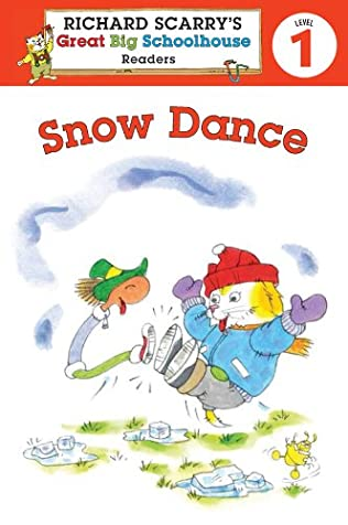 book cover of Snow Dance