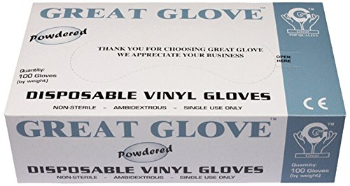 GREAT GLOVE Vinyl Food Service Glove by Great Glove (Image #1)