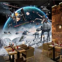 Wallpaper Bedroom Modern Star Wars Wallpaper For Kids Room Custom Photo Wall Mural 3d 300x200cm Wall Stickers Murals Amazon Canada
