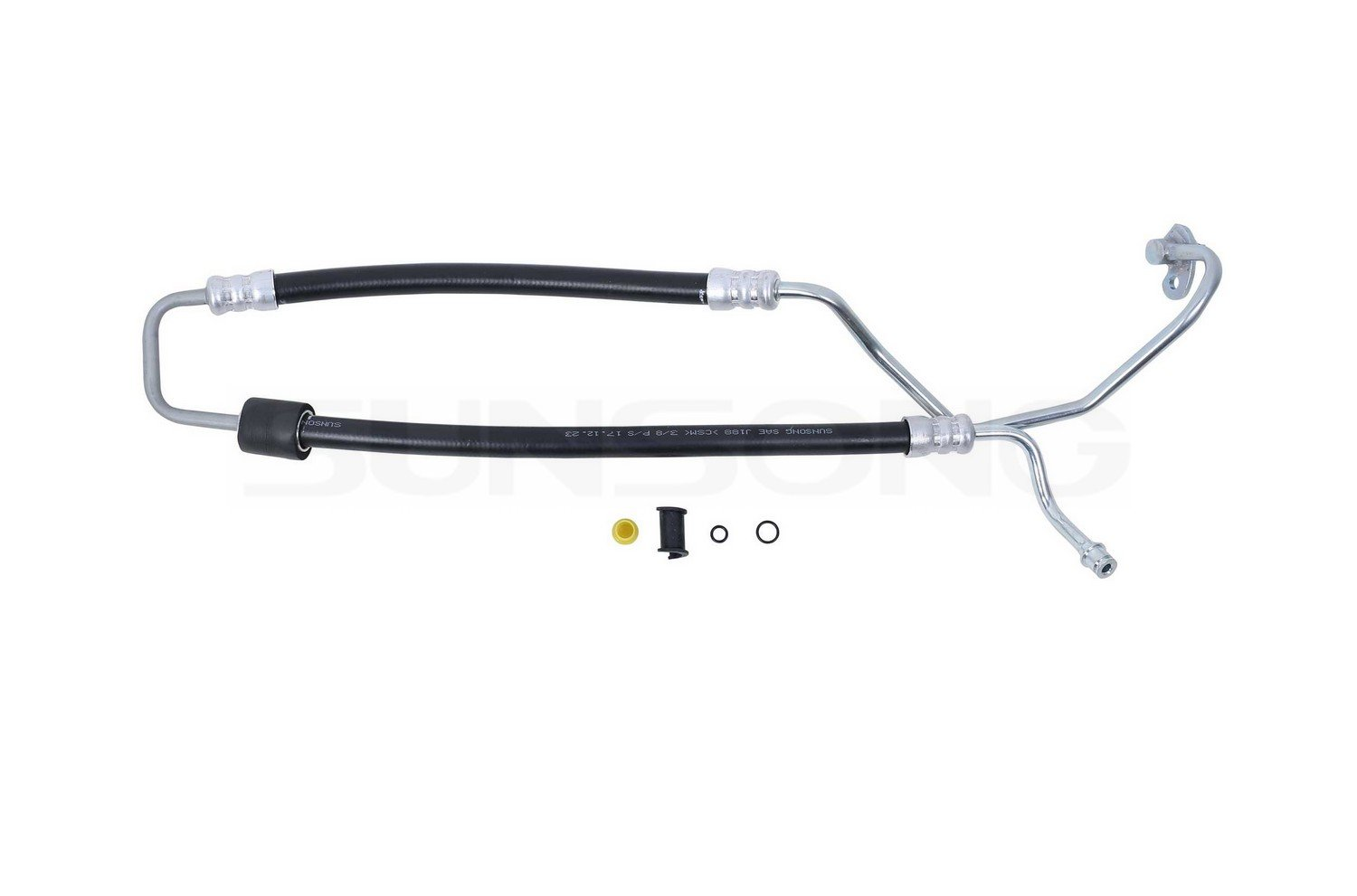 Sunsong 3403955 PS Pressure Line for Ford
