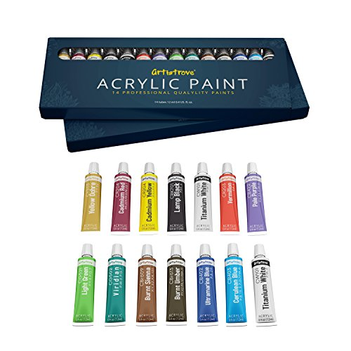 acrylic-paint-set-by-artistrove-premium-pigments-14-colors-perfect-for-painting-canvas-ceramic-clay-