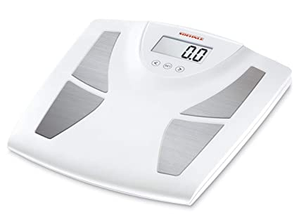 Soehnle 63333 0 Báscula personal electrónica Blanco - Báscula de baño (Báscula personal electrónica,