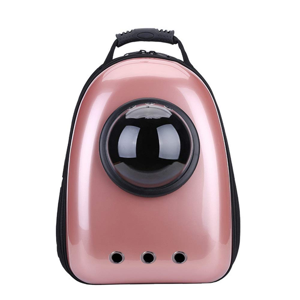 9 Astronaut Pet Cat Dog Puppy Carrier Travel Bag Space Capsule Backpack Breathable