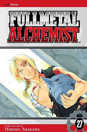 Fullmetal Alchemist, Vol. 27 (Metal 27)