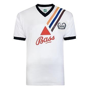 89c033dee2b Derby County 1984 Centenary Short Sleeve Shirt - White