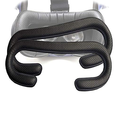 Funda de cuero para HTC Vive PRO /PRO VR(Espuma facial (2pc)