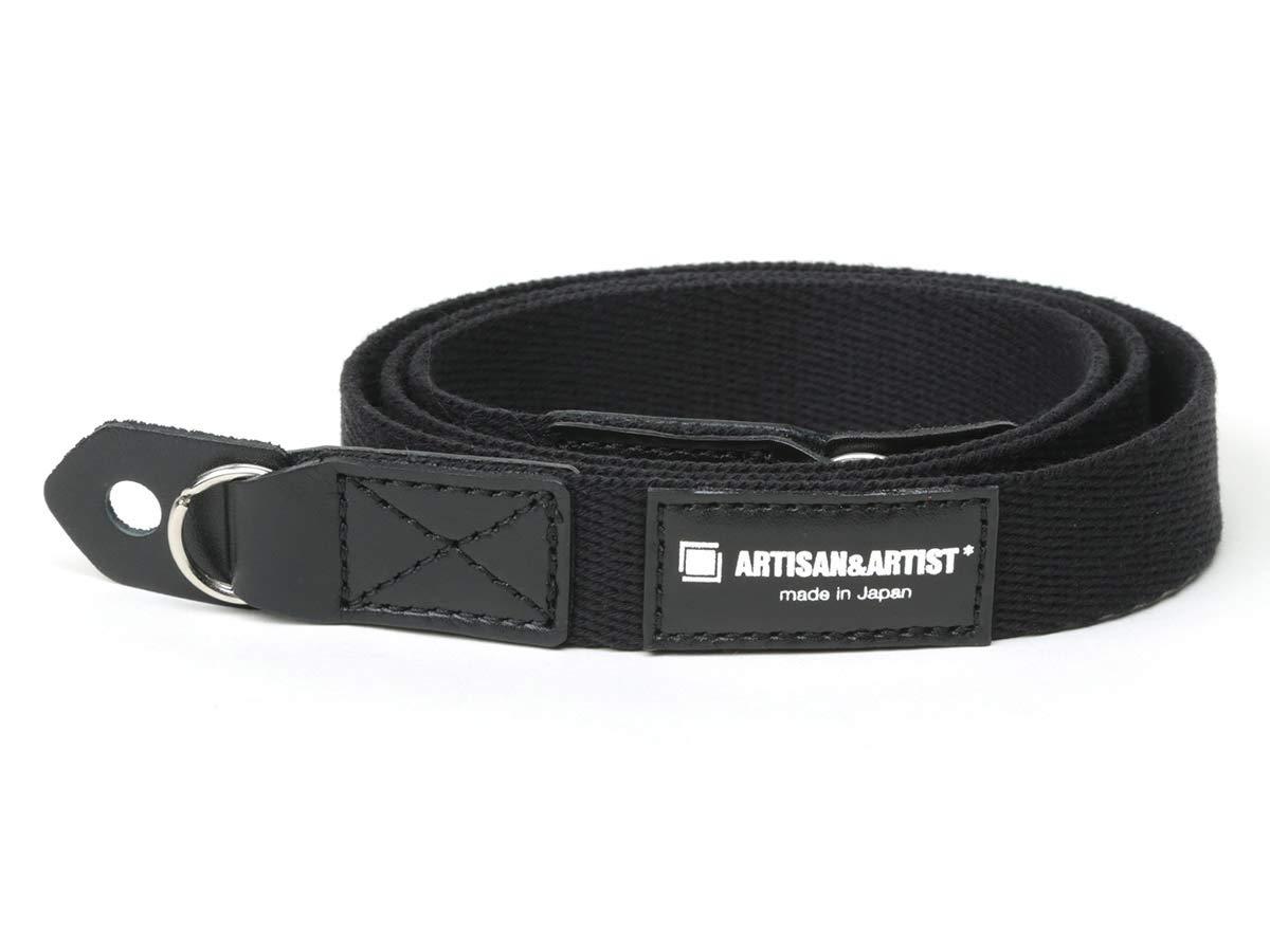 Artisan and Artist ACAM 102 Strap for Camera - Black