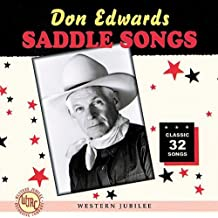 Saddle Songs  2 Cd Set