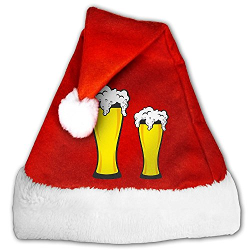 Beer Can Costumes Homemade (Moonmoon Beer 2017 Holiday Party Santa Claus Christmas Hat)