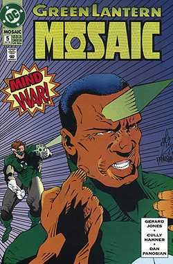 Green Lantern: Mosaic, Edition# 5 Green Lantern Mosaic