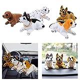 Ebow Dashboard Head Dogs Nodding Heads Car Dash
