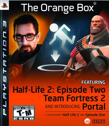 The Orange Box - Playstation 3