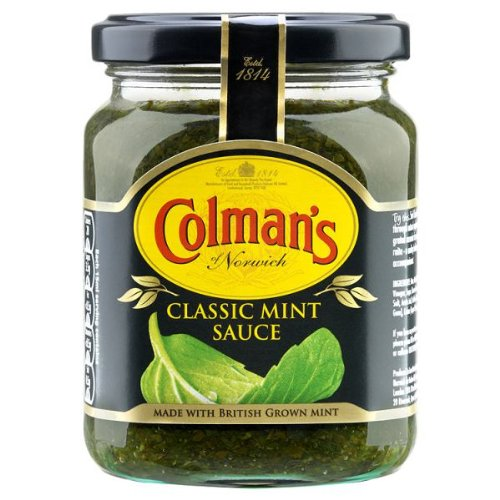 - Colman's of Norwich Classic Mint Sauce 6 x 250ml