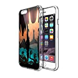 Case Phone Anti-Scratch Cover Motion Picture The Towers Movies (4.7-inch Diagonal Compatible with iPhone 7, iPhone 8)