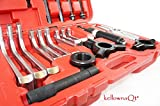 10 TON HYDRAULIC JAW BEARING PULLER GEAR TOOL SET