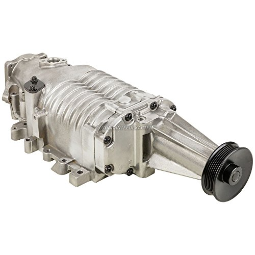 OEM Remanufactured Supercharger For Buick Park Avenue & Pontiac Grand Prix - BuyAutoParts 40-10014R Remanufactured ()