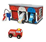 Melissa & Doug Keys & Cars Wooden Rescue Vehicle...