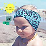 Will & Fox Swimming Ear Band for Kids Toddlers & Babies with Ear