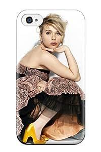 New Arrival Case Specially Design For Iphone 4/4s (scarlett Johansson 68) hjbrhga1544