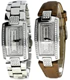 Raymond Weil Women's Quartz Watch with Silver Dial Analogue Display and Silver Stainless Steel Bracelet 1800-ST2-42581