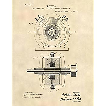Official Dial Vernier Caliper US Patent Art Print Vintage Antique Engineer 475