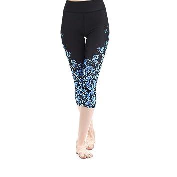 Pinjeer Yoga Leggings Sports Pants Yoga Mujer Deportes Ropa ...