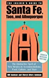 Santa Fe, Taos and Albuquerque, Bill Jamison and Cheryl A. Jamison, 1558321136
