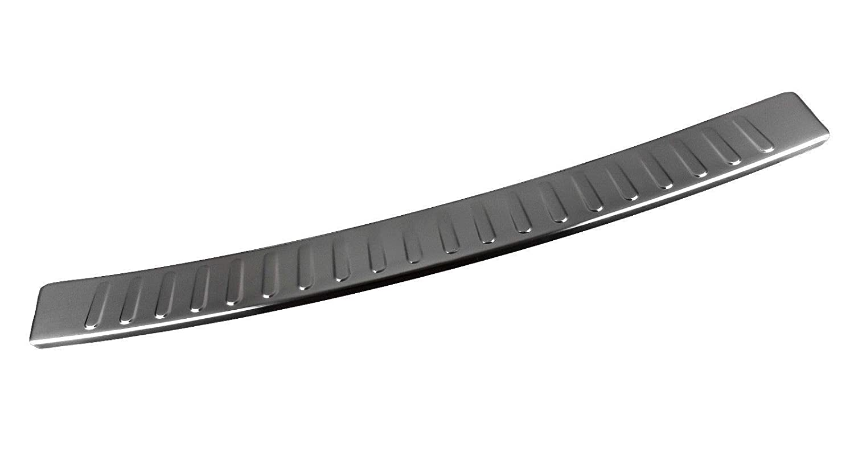OptimumParts24 Ladeschutzkante Ladekantenschutz Ladeschutz Chrome aus Edelstahl mit Abkantung passend f/ür Astra J Sportstourer 100/% Edelstahl