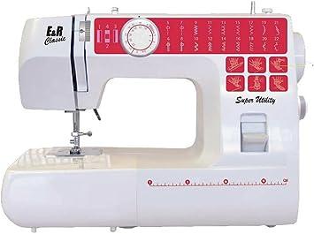 E&R Classic NT22 - Máquina de Coser: Amazon.es: Hogar