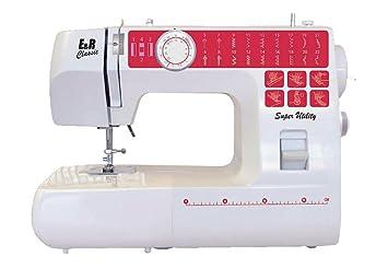 E&R Classic NT22 - Máquina de coser