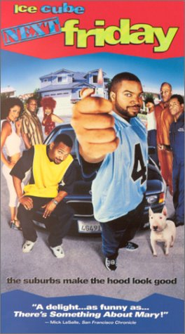 Next Friday [VHS] Ziggies Cube