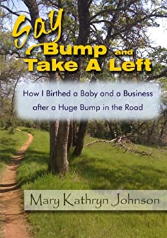 Say Bump and Take a Left.  How I Birthed a Baby and a Business After a Huge Bump in the Road by [Johnson, Mary]