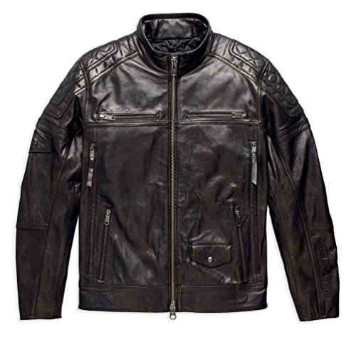 Vintage Harley Davidson Leather Jackets For Men - 7