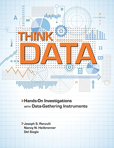 Think Data: Getting Kids Involved in Hands-On Investigations with Data-Gathering Instruments