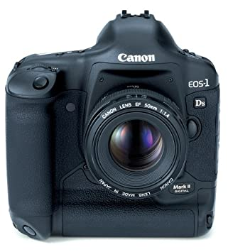 Amazon.com: Canon EOS 1Ds Mark II cámara réflex digital 16.7 ...