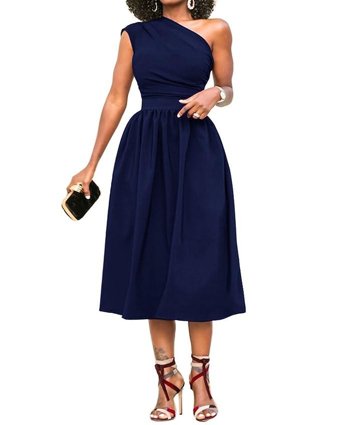 The 8 best one shoulder formal dresses under 100