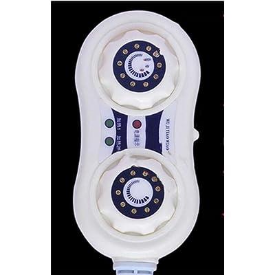 FFJTS Couverture électrique de contrôle de confort - double contrôle 150 * 180cm