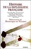 Image de Histoire de la diplomatie française