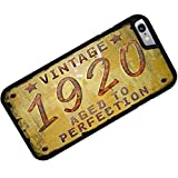 Case for iPhone 6 Plus Vintage Year 1920, Born/Made - Neonblond
