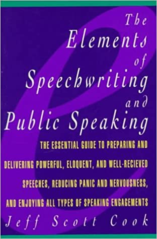 elements of speech writing
