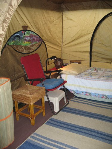 Standing Room Family Cabin Tent 8 5 Feet Of Head Room 2 Or