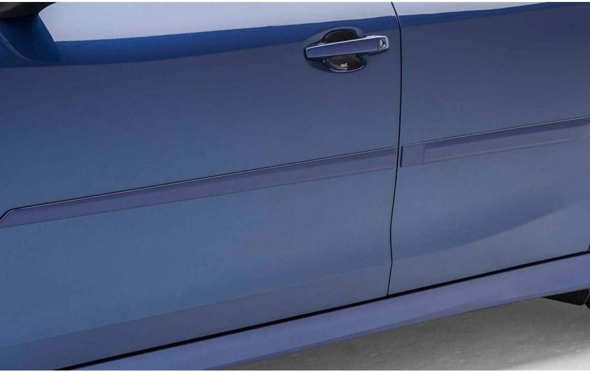 SUBARU 2020 Outback /& Legacy Genuine Body Side MOLDINGS OEM Set of 4 Crystal Black Silica