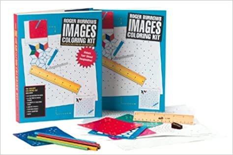 Roger Burrows Coloring Kit: Roger Burrows: 9780762414499: Amazon.com ...