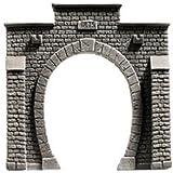 Noch - 58051 - Modélisme Ferroviaire - Entrée De Tunnel, 1 Voie - 13,5 X 13 Cm