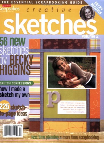 Scrapbooking Sketches 2 by Enthusiast Media