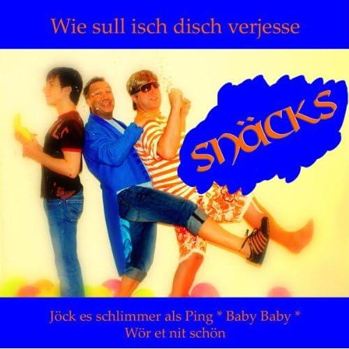 baby baby snäcks from the album wie sull isch disch verjesse november