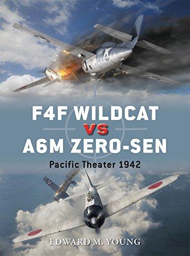 F4F Wildcat vs A6M Zero-sen: Pacific Theater 1942 (Duel) ()