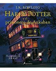Harry Potter 3. Harry Potter y el prisionero de Azkaban (edición ilustrada)